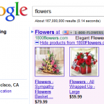 Google Product Listing Ad