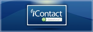 iContact for salesforce 300x104 iContact E mail Marketing Now Available on Salesforce.com AppExchange 2
