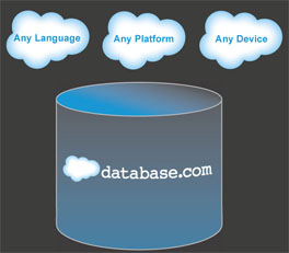 databasecom Salesforces Database.com to Compete with Oracle and Microsoft