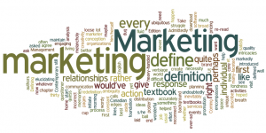 marketing word cloud 300x150 Cloud Solutions for Marketing Professionals