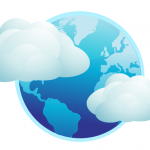 Clouds-with-Globe