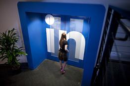 linkedin door LinkedIn (LNKD): Biggest Internet IPO Since Google