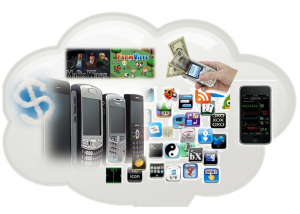 Mobile Cloud Computing 300x214 Samsung Eyes Enterprise Mobile Business in Partnership with Oracle