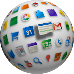 app sphere adwords 300x300 Wyoming is one of the Pioneers in Google Apps