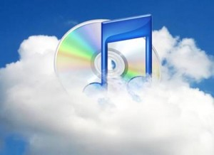 cloud music 300x218 Music in the Cloud: Battleground for Cloud Computing Technology