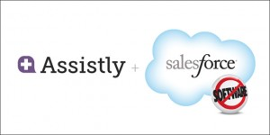 Assistly Salesforce 300x150 Salesforce.com acquires help desk service firm Assistly