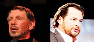 Ellison Benioff 300x134 Larry Ellison and Marc Benioff Standoff