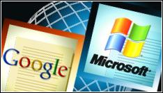 google microsoft email Cloud Email Battle: Google Gmail Rivals Microsoft Exchange