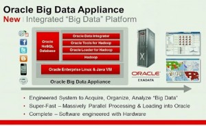 oracle big data appliance 300x184 Be Ready for Oracles Big Data Appliance with NoSQL and Hadoop