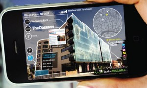 Augmented reality 300x180 Augmented Reality will be a Major Topic at MWC 2012