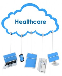 healthcare cloud 245x300 Cloud Computing Health Care Market Worth $5 Billion by 2017