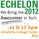 echelon 20121 CloudTimes Joins Forces with Echelon to Select the Most Promising Startups in Asia