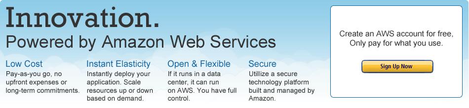 hp banner en 3 2012 Amazon Web Services