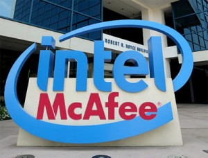 intel mcafee logo 300x228 Intel and McAfee Unveils Strategy for Securing Cloud Environments