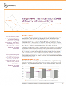 Business Challenges SaaS 231x300 Navigating the Top Six Business Challenges of Delivering Software as a Service