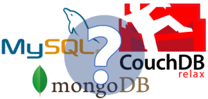 which db mysql couchdb mongodb 300x143 The Database Battle: MongoDB vs MySQL