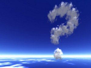 Cloud Computing question mark 300x225 How Can Cloud Computing Secure IT Jobs?