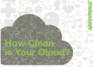 greenpeace green cloud apple 300x219 Greenpeace vs. Apple Cloud: Commitment to the Green Cloud