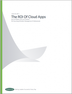 ROI Cloud Apps Forrester 232x300 Forrester Report: The ROI of Cloud Apps