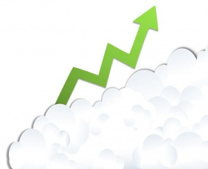 cloud saas roi 300x245 BI, Cloud and Mobile will Drive IT Spending in 2013