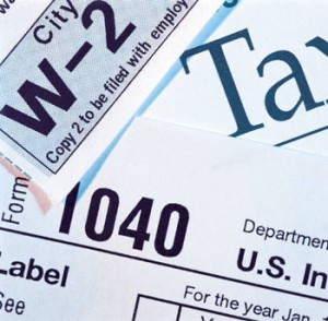 tax forms cloud 300x294 Cloud Computing Spotlight: Taxation