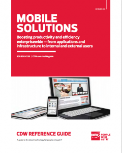 cdw mobile solutions 240x300 Building an End to End Mobile Strategy