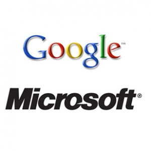 google microsoft word cloud 300x300 Is Google Docs Making Microsoft Word Redundant?