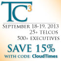 TC125x125 CloudTimes Joins Telecom Council Carrier Connections Conference as Media Sponsor