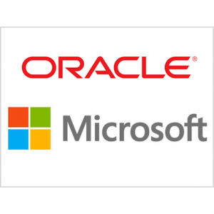oracle microsoft square 300x300 Oracle and Microsoft Become Friends
