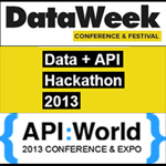 data api 10 3 150sq Join us at DataWeek + API World 2013 Conference & Expo!