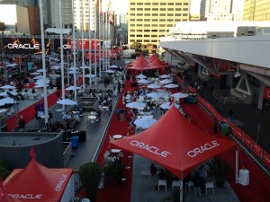 oracle open world 2013 300x225 Oracle OpenWorld: Microsoft and Oracle Join Forces on Enterprise Cloud