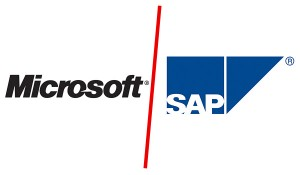 microsoft sap1 300x175 SAP and Microsoft are Getting Closer in Cloud, Big Data and Mobile
