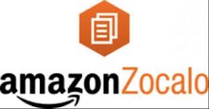 Amazon launching Online Storage Service Zocalo