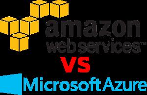 AWS vs Azure 300x194 Microsoft Azure Inching Closer to Amazon Cloud Dominance