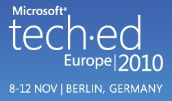 TechEd Europe 2010